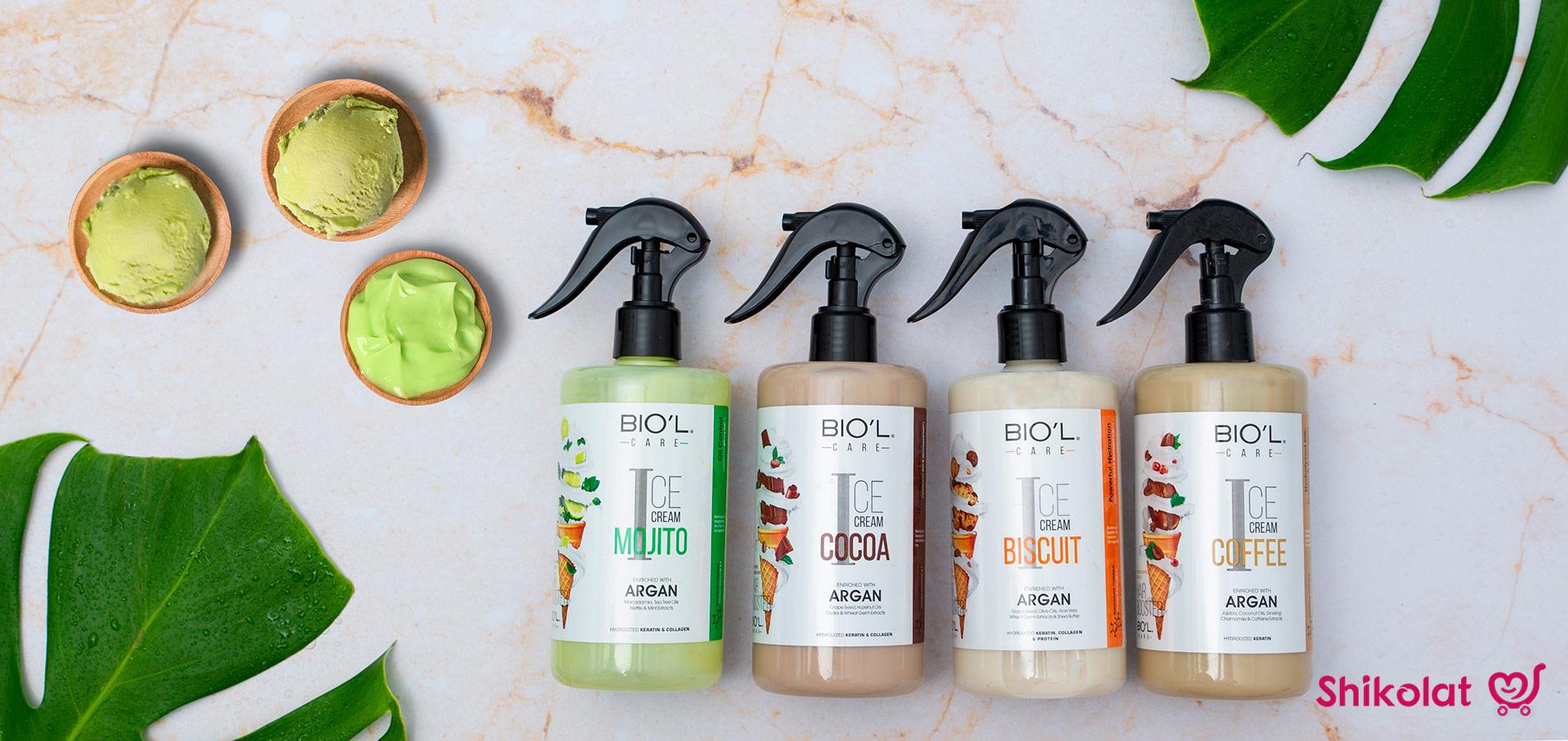 محصولات برند بیول Biol