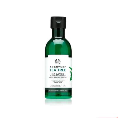 تونر مات کننده تی تری بادی شاپ Tea Tree Skin Clearing Mattifying Toner Body Shop