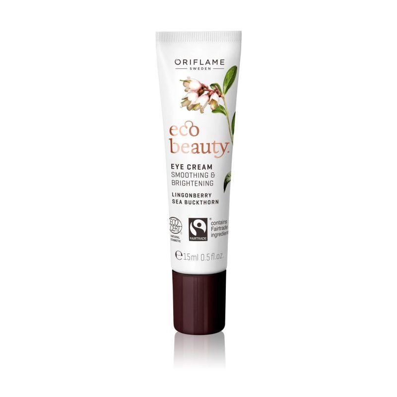کرم دورچشم ارگانیک اکوبیوتی اوریفلیم Ecobeauty Eye Cream Oriflame