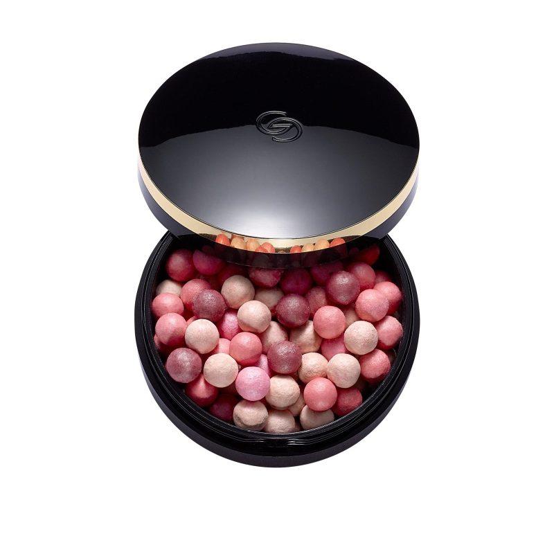 رژ گونه مرواریدی رنگ رز جوردانی گلد اوریفلیم Giordani Gold Rose Petal Blushing Pearls Oriflame