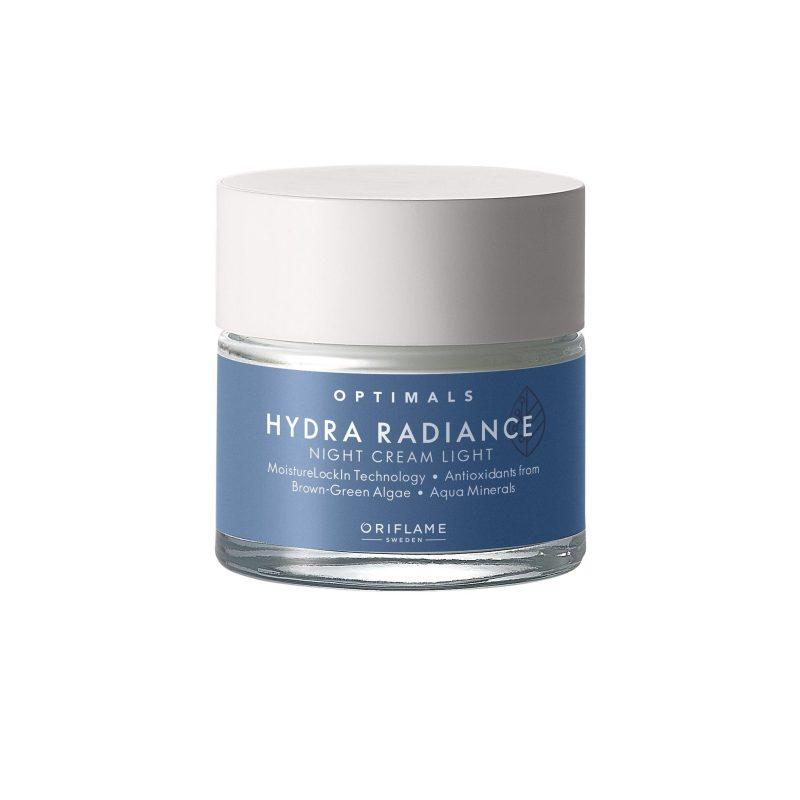 کرم شب هیدرا رادیانس لایت اپتیمالز اوریفلیم OPTIMALS Hydra Radiance Night Cream Light Oriflame