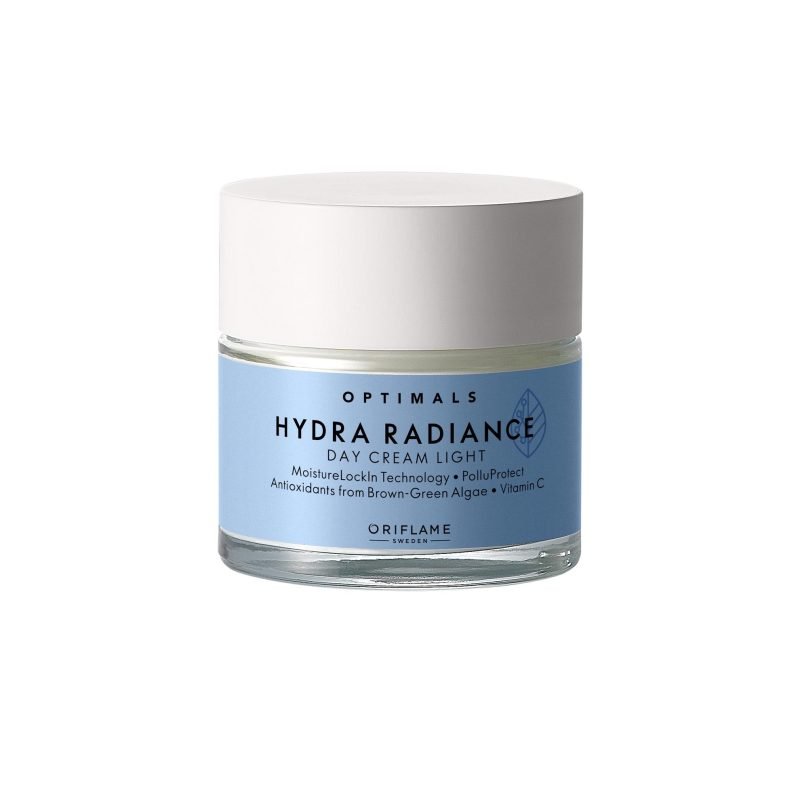 کرم روز مرطوب کننده هیدرا رادیانس لایت اپتیمالز اوریفلیم OPTIMALS Hydra Radiance Day Cream Light Oriflame