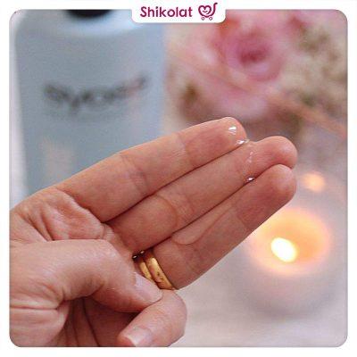 شامپو پیور اسموت میسلار سایوس حجم 550 میل Syoss Pure Smooth Micellar Shampoo