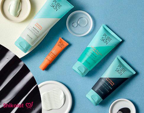 محصولات برند پیور اسکین Pure Skin