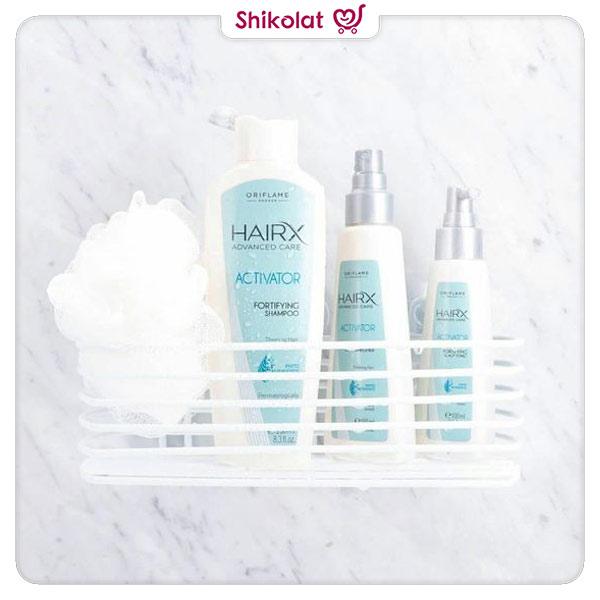 سرم حجمدهنده مو هیریکس اوریفلیم مدل اکتیویتور آمپلی فایر حجم 150 میل HAIRX Advanced Care Activator Fortifying Hair Amplifier Oriflame