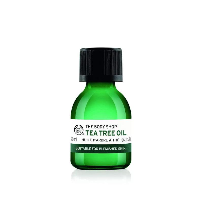 روغن تی تری بادی شاپ حجم 20 میل Tea Tree Oil Body Shop 20ML