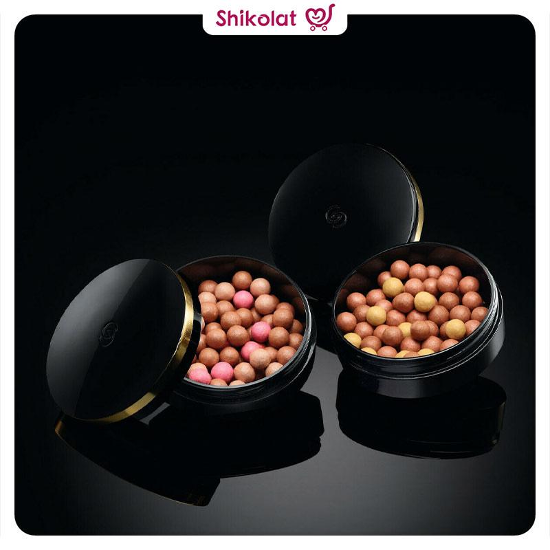 رژ گونه مرواریدی جوردانی گلد اوریفلیم رنگ برنزه GIORDANI GOLD 45th Anniversary Special Edition Bronzing Pearls Oriflame