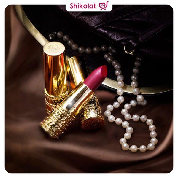رژ لب جواهری جوردانی گلد اوریفلیم Giordani Gold Jewel Lipstick Oriflame