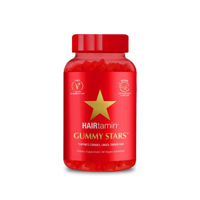 پاستیل تقویت کننده مو هیرتامین Hairtamin Gummy Stars