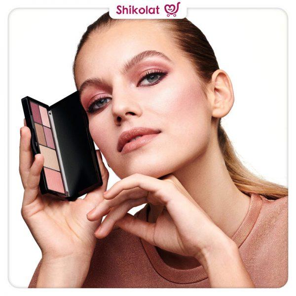 پالت آرایش چشم و صورت دوان اوریفلیم THE ONE Face & Eyes Make-up Palette Oriflame