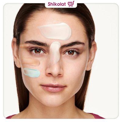 پرایمر میکاپ پرو دوان اوریفلیم مدل اصلاح رنگ حجم 30 میل THE ONE Make-up Pro Primer Colour Correction Oriflame