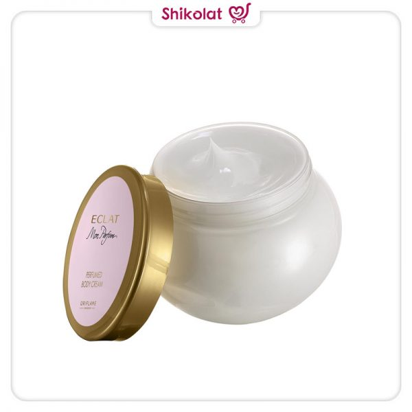 کرم بدن عطری اکلت مون پرفیوم اوریفلیم حجم 250 میلی لیتر Eclat Mon Parfum Perfumed Body Cream Oriflame
