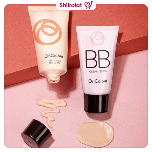 کرم بی بی آنکالر اوریفلیم با SPF10 حجم 30 میل BB Cream SPF 10 OnColour Oriflame