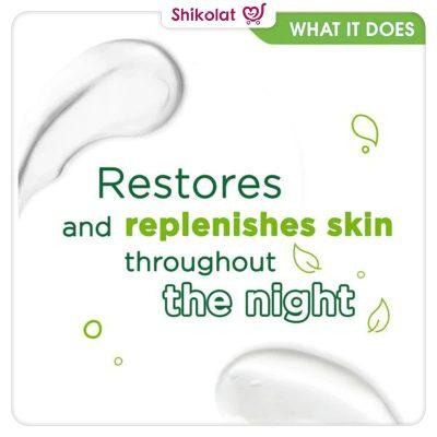 کرم شب ویتامینه ضروری سیمپل محافظ SPF15 حجم ۵۰ میل Simple Kind to Skin Vital Vitamin Night Cream