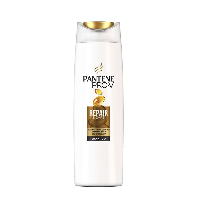 شامپو ترمیم کننده سری PRO-V پنتن مدل onarici رنگ گلد Pantene Pro-V Repair Shampoo Gold