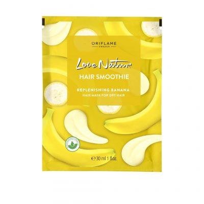ماسک موی موز لاونیچر اوریفلیم LOVE NATURE Mask Banana Oriflame